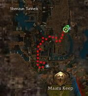 City Under Attack map 2