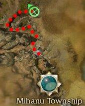 Setikor Fireflower Map