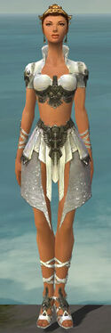 Paragon Elonian Armor F gray front
