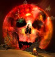 Halloween Tombs