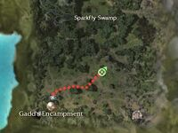 Mobrin Lord of the Marsh Location Map