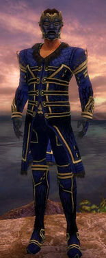 Mesmer Primeval Armor M dyed front