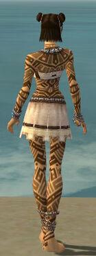 Monk Labyrinthine Armor F dyed back