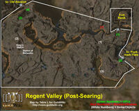 Regent Valley (Post-Searing) Map