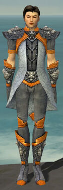 Elementalist Stoneforged Armor M dyed front