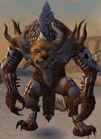 Pyre Fierceshot Armor Brotherhood Front