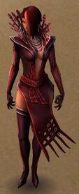 Livia Armor Brotherhood Front
