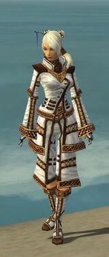 Monk Elite Kurzick Armor F dyed front