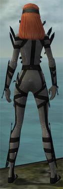 Assassin Obsidian Armor F gray back