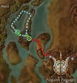 Captain Chichor map