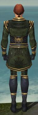 Mesmer Sunspear Armor M gray back