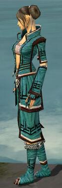 Monk Kurzick Armor F dyed side