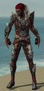 Necromancer Monument Armor M dyed front