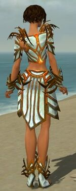Paragon Primeval Armor F dyed back
