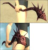 Blood Spore Scepter
