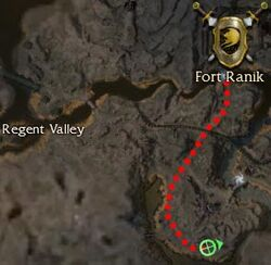 Moa Nest map