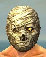 Mummy Mask gray front
