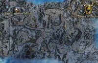 Frozen Forest map
