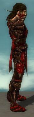 Ranger Primeval Armor M dyed side alternate