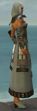 Dervish Elonian Armor F gray side