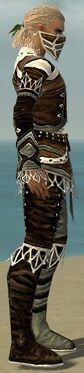 Ranger Kurzick Armor M gray side