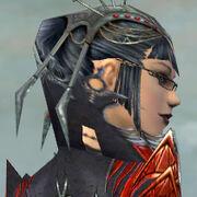 Necromancer Krytan armor F Tunic glitch