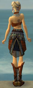 Ritualist Deldrimor Armor F dyed back