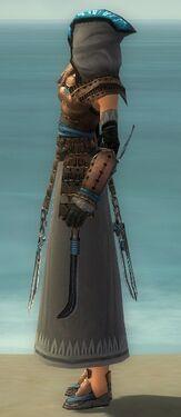 Dervish Monument Armor F gray side