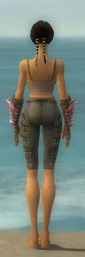 Ranger Drakescale Armor F gray arms legs back