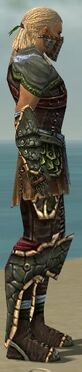Ranger Luxon Armor M gray side