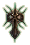 Serrated shield