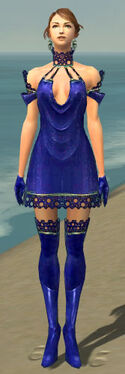 Mesmer Enchanter Armor F dyed front