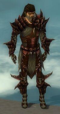 Ranger Primeval Armor M gray front