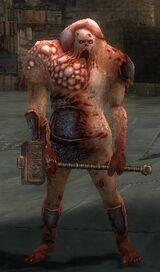 Afflicted Warrior