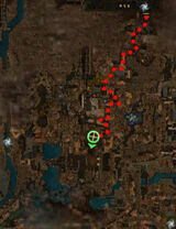 Necromancer's Construct map