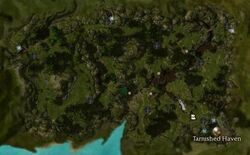 Alcazia Tangle Map