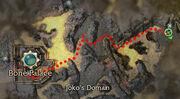 Basalt Grotto Location