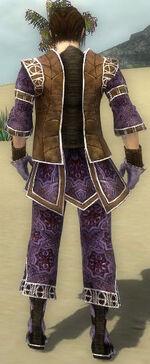 Acolyte Sousuke Armor DajkahInlet Back
