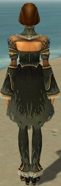 Mesmer Primeval Armor F gray chest feet back