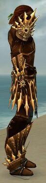 Ranger Elite Sunspear Armor M gray side