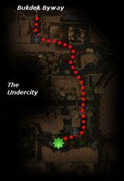 Chasing Zenmai map 2