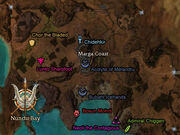 Marga Coast Boss locations