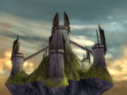 Galrath's castle