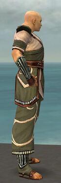 Monk Shing Jea Armor M gray side