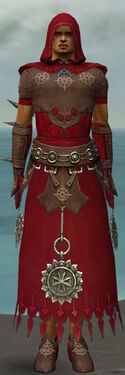 Dervish Sunspear Armor M dyed front
