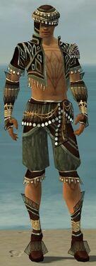Ritualist Vabbian Armor M gray front