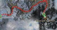 Deldrimor Bowl to Beacon's Perch