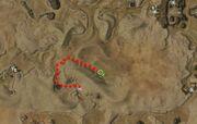 Featherfist Map