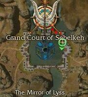 Wekekuda Map