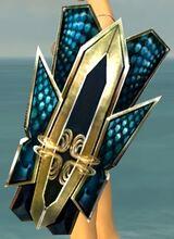 Enameled Shield